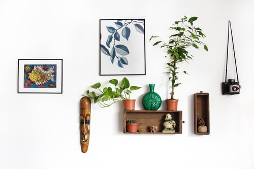 Unique Things to Beautify Your Home's Walls